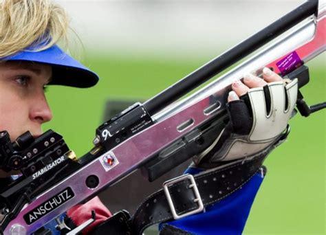 Veronika Vadovicova Paralympic Shooter